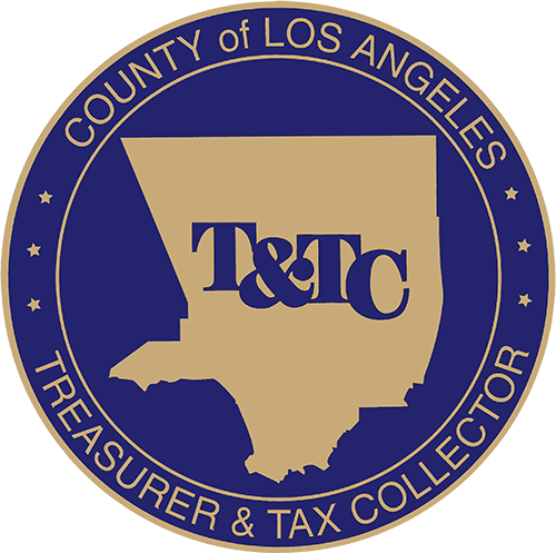 County of Los Angeles Treasurer and Tax Collector Logo